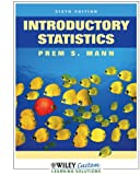 img - for Introductory Statistics 6th Edition for Tidewater Community College book / textbook / text book