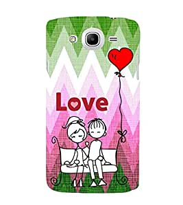 EPICCASE park love Mobile Back Case Cover For Samsung Galaxy Mega 5.8 I 9150 (Designer Case)