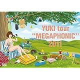 """YUKI tour """"MEGAPHONIC"""" 2011 [DVD]"""