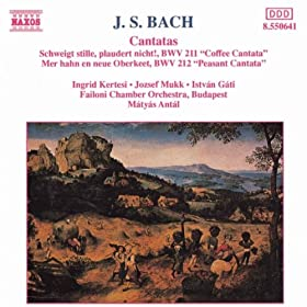 "Mer hahn en neue Oberkeet, BWV 212, ""Peasant Cantata"": Recitativo: Der Herr ist gut"