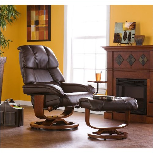 Leather Armchair Recliner 4870