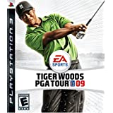 Tiger Woods PGA Tour 09 - Playstation 3 (Collector's)