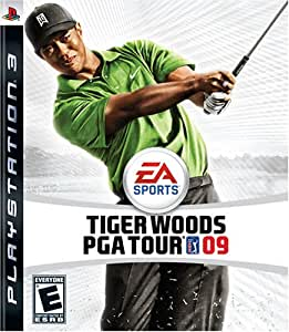 Tiger Woods PGA Tour 09 - PlayStation 3