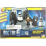 Doctor Who Who Dalek Progenitor Room Mini Construction Playset