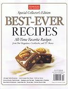 America's Test Kitchen Special…