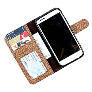 For Nokia Lumia N925 - PU Leather Wallet Flip Case Cover