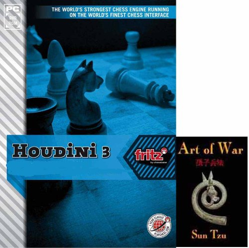 Houdini 3 - The World's Strongest Chess Playing Software for Multiprocessors and & ChessCentral's