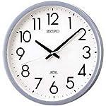 SEIKO CLOCK (セイコークロック) 掛け時計 スイープ 電波時計 ツイン・パ オフィスタイプ KS265S