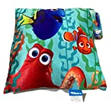 Finding Dory Decorative Accent Pillow - 12 inch x 12 inch (Light Blue)