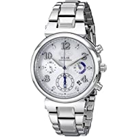 Seiko Women's SSC863 Silver Watch