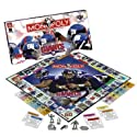 NEW YORK GIANTS Team Logo Collector's Edition MONOPOLY (Includes six collectible pewter tokens)