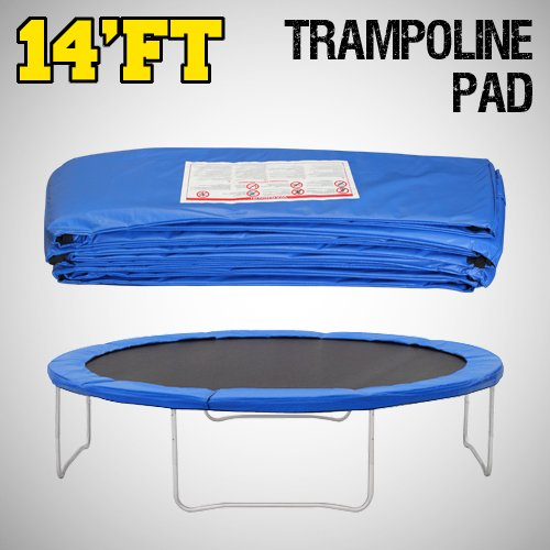14 Ft Trampoline Safety Pad Epe Foam: 14 Ft Trampoline Safety Pad Round Frame Gym Quality 18oz