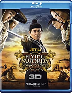 Flying Swords of Dragon Gate (3D) [Blu-ray] from Indomina