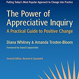 The Power of Appreciative Inquiry Audiobook
