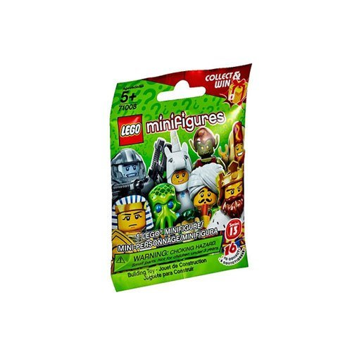 LEGO-Series-13-Minifigures-ONE-RANDOM-PACK-71008