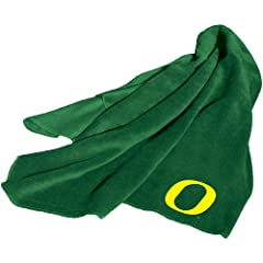 Brand New Oregon Ducks NCAA Fleece Throw Blanket by Things for You