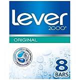 Lever 2000 Bar, Original 4 oz, 8 Bar