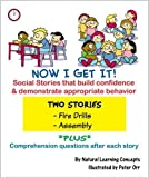 Social Story - Fire Drills and Assembly (Now I get it - Social Stories, Fire drills and Assembly)