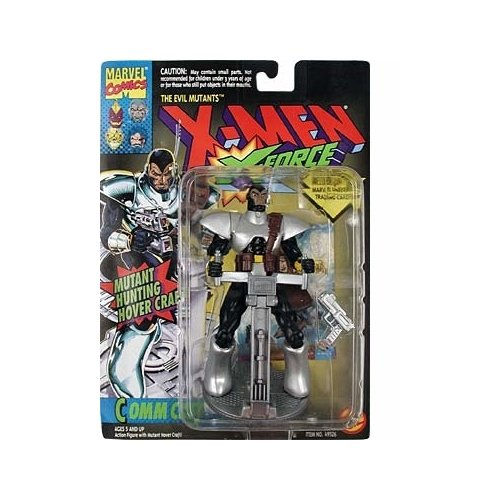 X-Men: X-Force Commcast Action Figure
