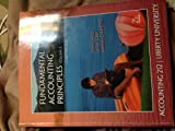 img - for Fundamental Accounting Principles (Liberty University) (Paperback) book / textbook / text book
