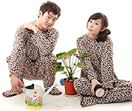 FampG 1pcs Men Women Footed Onesie Pajamas For Adult Family Pyjamas Footie Costume