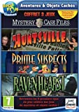 Mystery Case Files 1+2+3