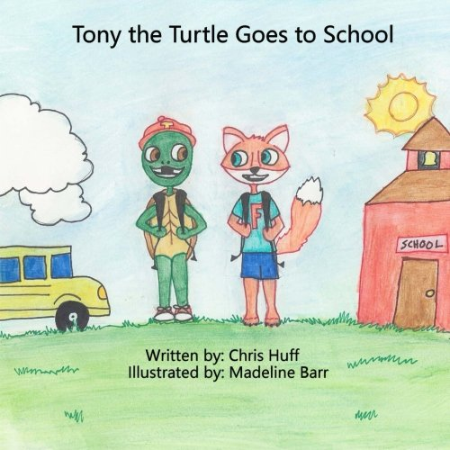 Tony the Turtle Goes to School