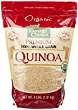 Nature&#039;s Earthly Choice: Organic Quinoa (1 x 4 lbs)