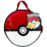 Pokemon Pokeball Lunch Kit 8.5 Inches Diameter x 3 Inches Height
