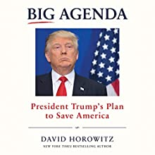 Big Agenda: President Trump's Plan to Save America Audiobook by David Horowitz Narrated by Ian Patterson