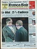 FRANCE SOIR du 04/09/1992