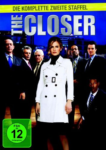 The Closer - Staffel 2 [4 DVDs]