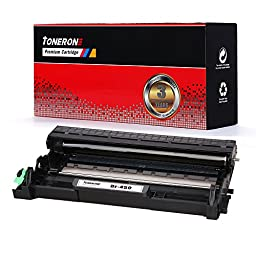 TONERONE Drum Unit DR420 for Brother TN450 TN420 Laser Printer (Black, 1-Pack)