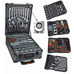 188 Tlg Werkzeugkoffer Trolley Werkzeug Tolles Preis
