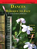 The Young Pianist's Library, Bk 13A: Dances -- Baroque to Jazz (0769252613) by Agay, Denes