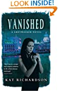 Vanished: Number 4 in series (Greywalker)