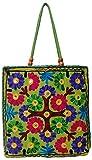 Craftshraft Women's Shoulder Bag (craft-52, Green)