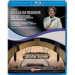 Verdi: Messa da Requiem - Live at the Hollywood Bowl [Blu-ray]