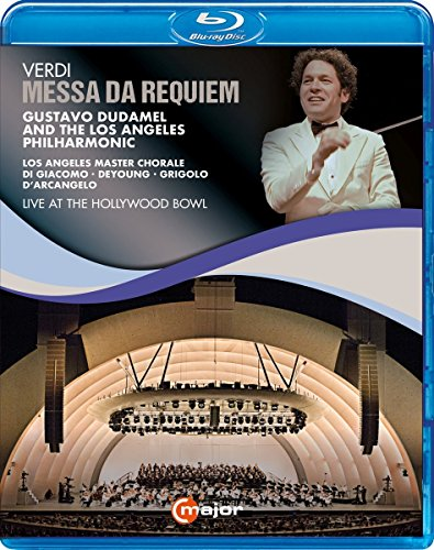 Verdi: Messa da Requiem Live at the Hollywood Bowl (Blu-ray)