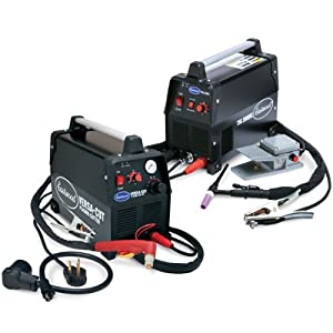 Eastwood TIG200DC and Versa Cut 40 Plasma Cutter Combo Kit from Eastwood