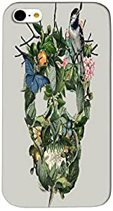 Timpax protective Armor Hard Bumper Back Case Cover. Multicolor printed on 3 Dimensional case with latest & finest graphic design art. Compatible with Apple iPhone 5-C Design No : TDZ-27681