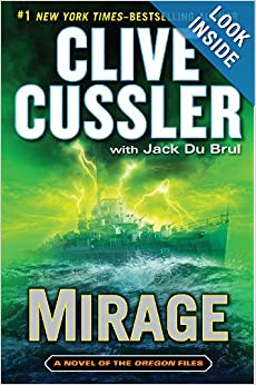 Mirage (The Oregon Files) - Clive Cussler, Jack Du Brul