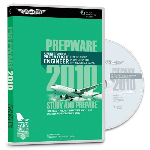 Atp Airline Transport Pilot Prepware
