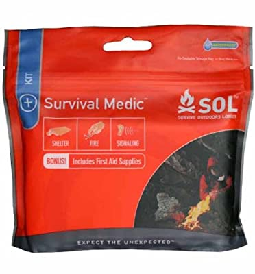Adventure Medical Kits Survive Outdoors Longer Survival Medic Kit by Adventure Medical Kits