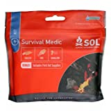 Adventure Medical KitsSurvive Outdoors Longer Survival Medic Kit When the unexpected happens, having survival, medical, and gear repair supplies close at hand is essential. The Survival Medic is compact and lightweight, easily slips into a pocket, an...