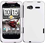 White Hard Case Cover for HTC Radar 4G