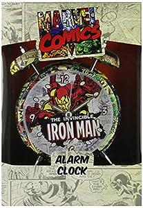 Marvel Retro Ironman Alarm Clock