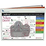 Blue Crane Digital inBrief Laminated Reference Card for Nikon D600 (zBC548)