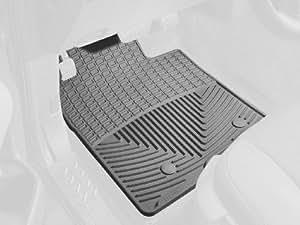 WeatherTech Rubber Floor Mat for Select Honda Civic Models - Set of 2 (Gray)