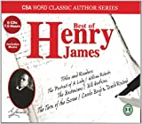 Henry, Jr. James Best of Henry James: The Portrait of a Lady/The Bostonians/The Turn of the Screw (CSA Word Classic Authors)